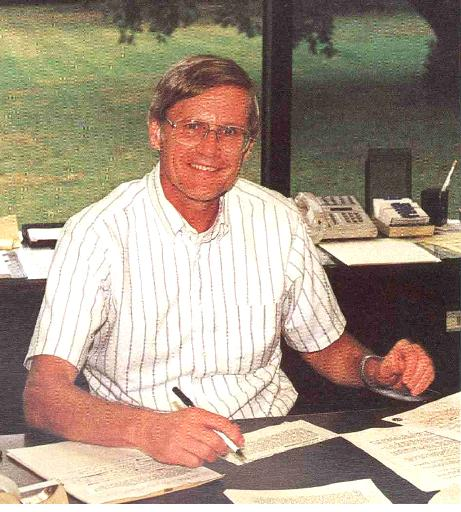 Jerry Mahlman